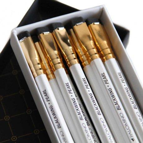 Bleistift Blackwing Pearl | Box mit 12 Bleistiften 4