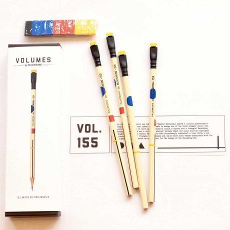 Bleistift Blackwing Volumes 155 | Box mit 12 Bleistiften 5